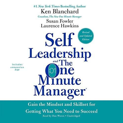 AUDIOBOOK - Self Leadership and the One Minute Manager | Products