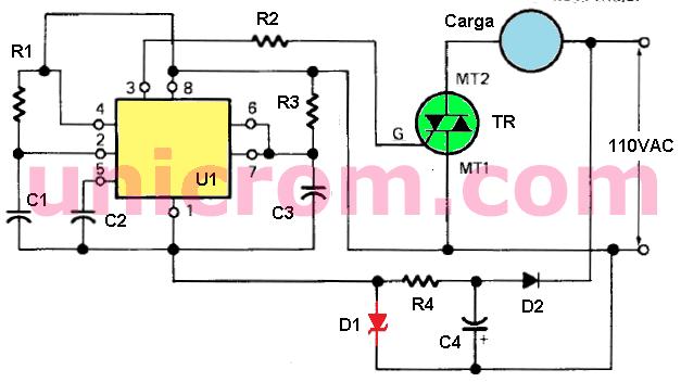 Pin En Diagramas De Circuitos