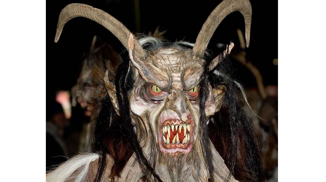 Krampus, Son of Hel The Ancient Origins of the Christmas Devil 15