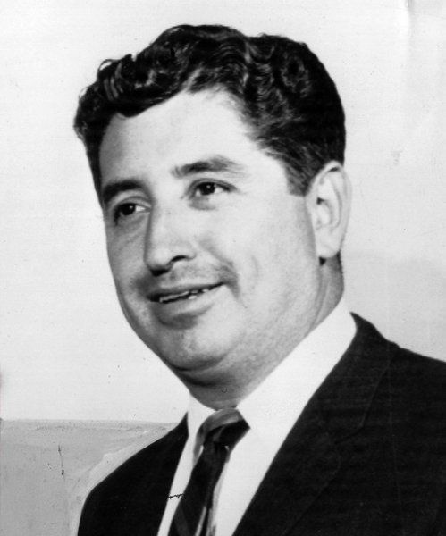 This 1963 Photo Shows Mexican American Journalist Ruben Salazar A Latino Civil Rights Organization Has Reached A Set Latino Pride Los Angeles Mexican American