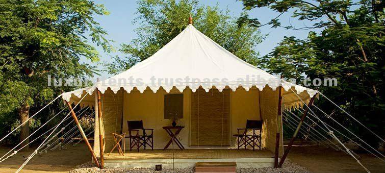 Water Proof u0026 Anti Fungal Swiss Luxury Tent. & Water Proof u0026 Anti Fungal Swiss Luxury Tent. | glamping ...