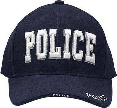 Police Hats 3d Police Logo Baseball Hat Baseball Hats Police Hat Police