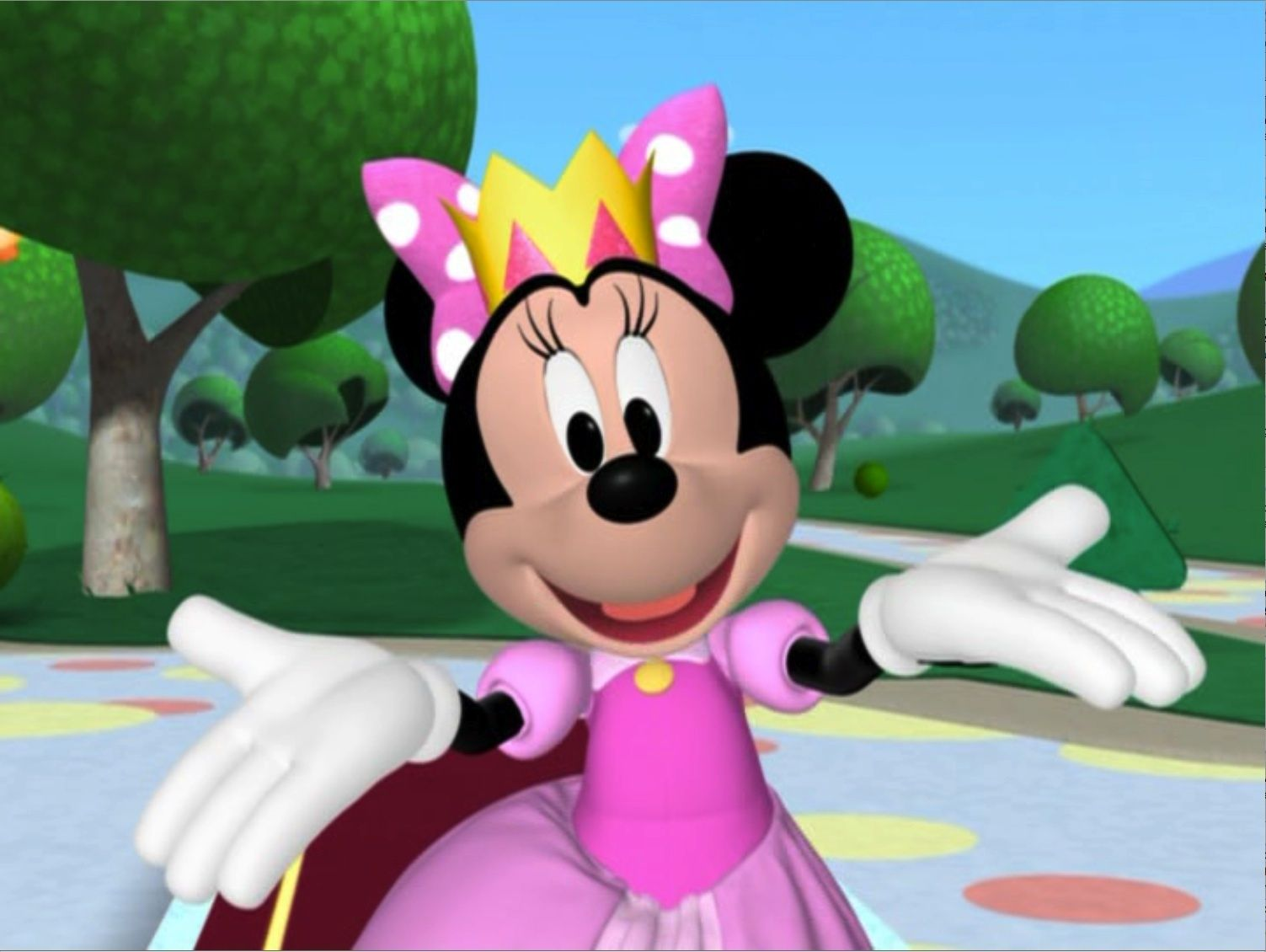 Image Mickey mouse clubhouse wallpaper Mickey   3D Wallpapers ...