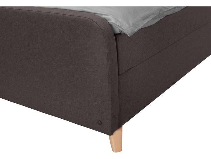 Tom Tailor Boxspringbett Nordic Pure Box Im Retrolook Hohe 105 Cm In 2020 Furniture Couch Decor
