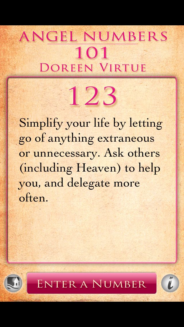 Angel Number 123 is often seen as 'steps' along with