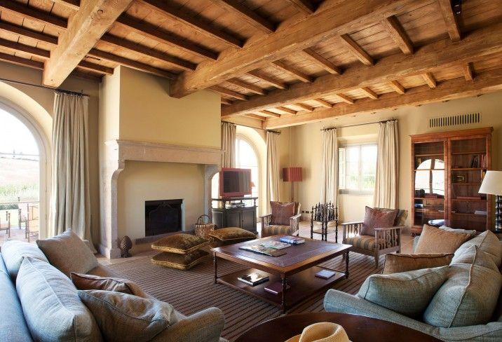 Rosewood Castiglion del Bosco Villa Casa del Fiume - Luxury villa in Montalcino, Tuscany - Smith Luxury Villas