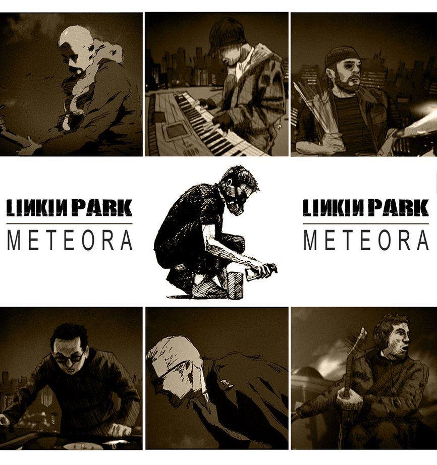 Linkin Park Meteora By The12rz Linkin Park Meteora Linkin