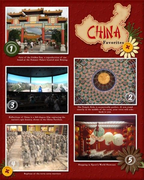 China layouts (General) - Page 8 - MouseScrappers.com