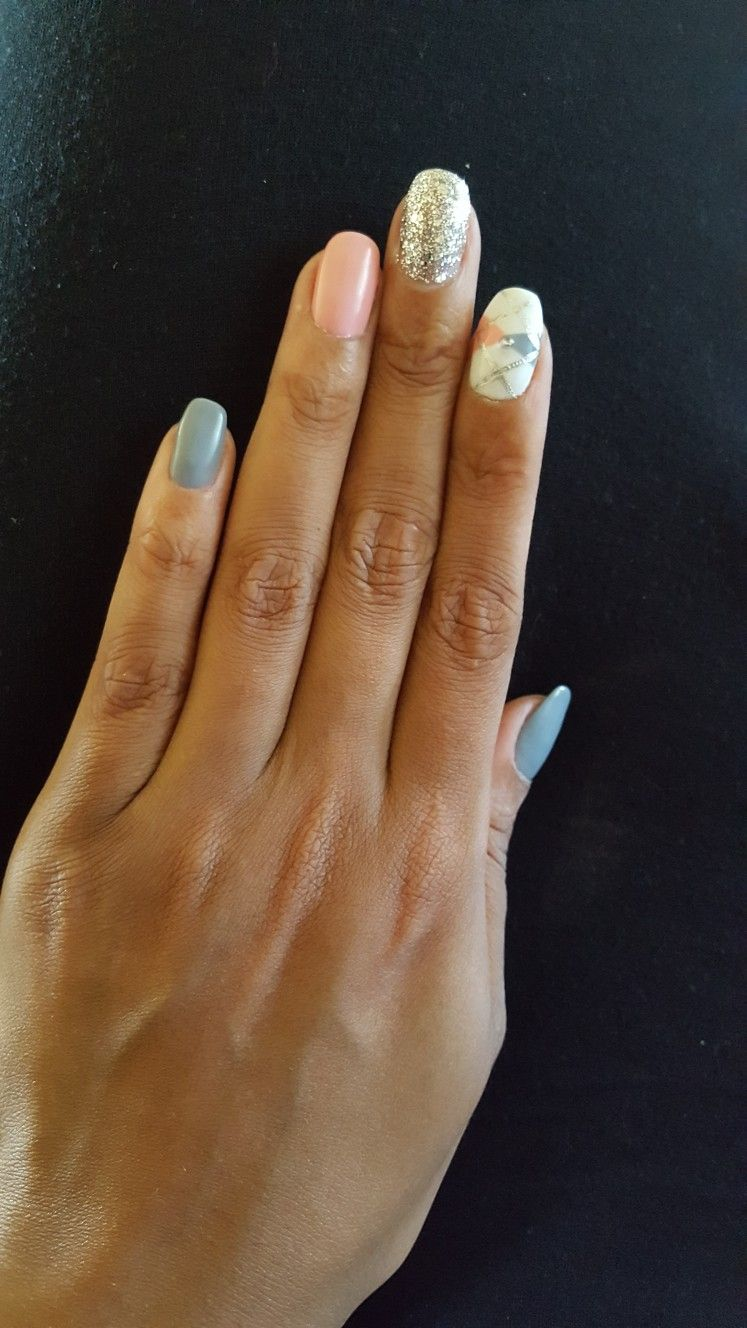 Pin by shakliquisa marr on nails pinterest