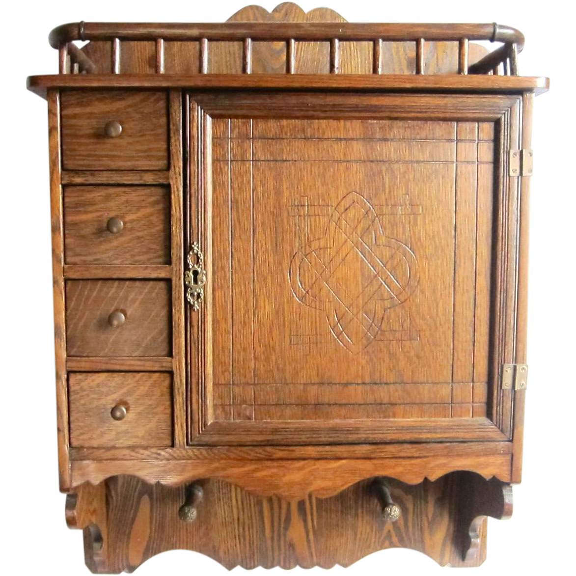 Painting Wooden Medicine Cabinet