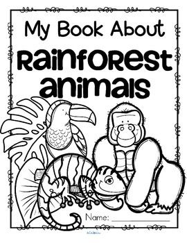 Rainforest Animals Rainforest Animals Jungle Animals Preschool Rainforest Preschool