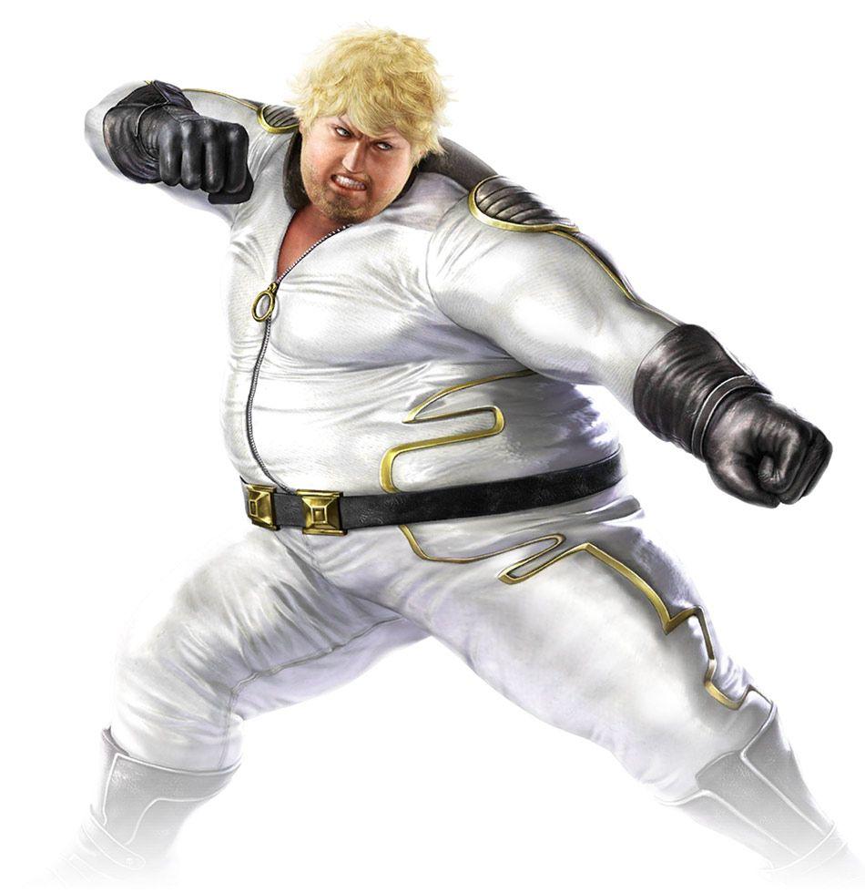 Robert Bob Richards Alternate Costume From Tekken Mobile Bob Tekken Tekken 7 Bob Richards