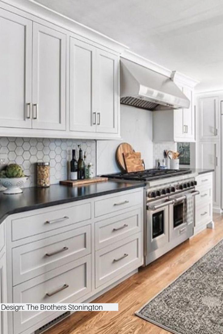 Exagoni Puro Perla Matte Ceramic Wall Tile In 2020 Interior Design Kitchen Kitchen Layout New Kitchen Cabinets