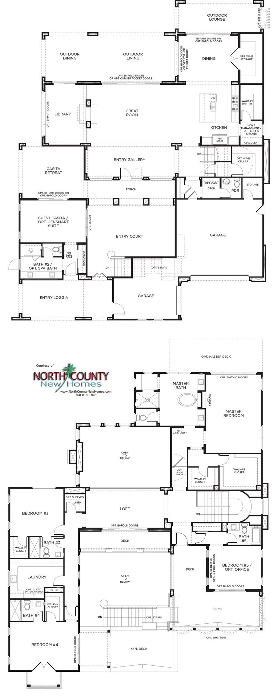 Artesana Floor Plans New Homes Pacific Highands Ranch How To Plan Floor Plans Dream House Plans