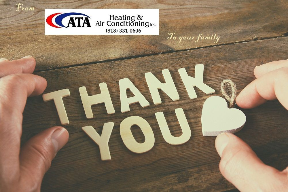 Thank you for your continuous patronage and trust on us