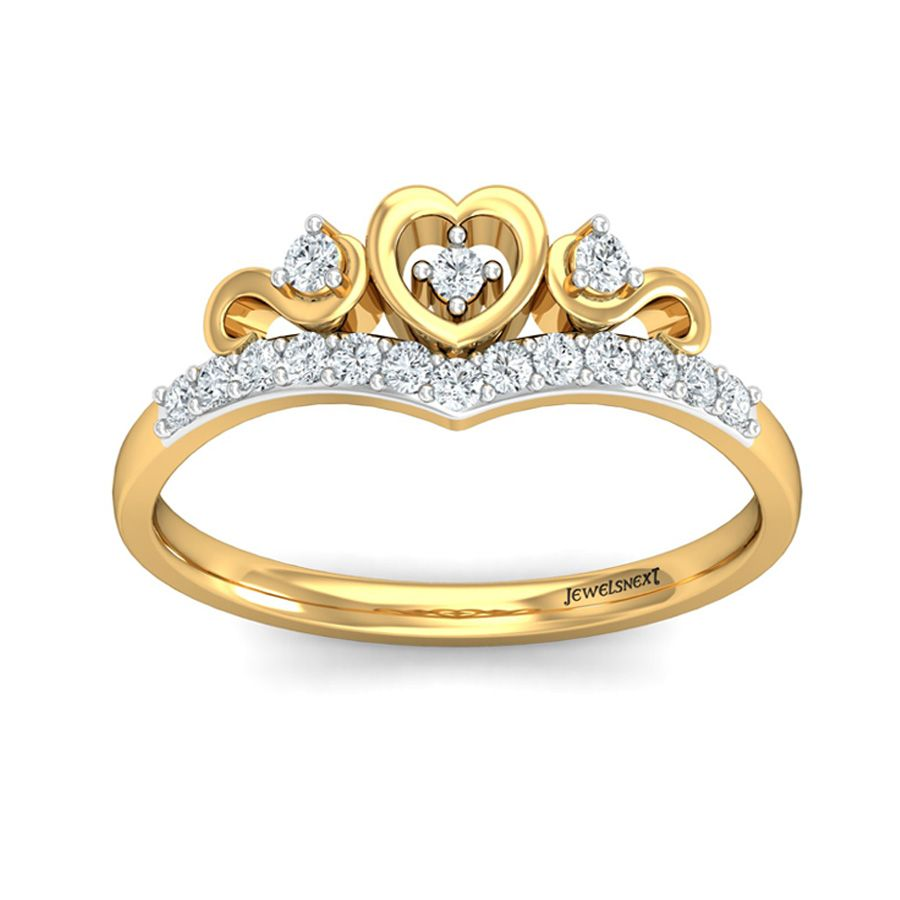 Rings Diamond Hearts Rings   Jewelry   Pinterest   Diamond heart and ...
