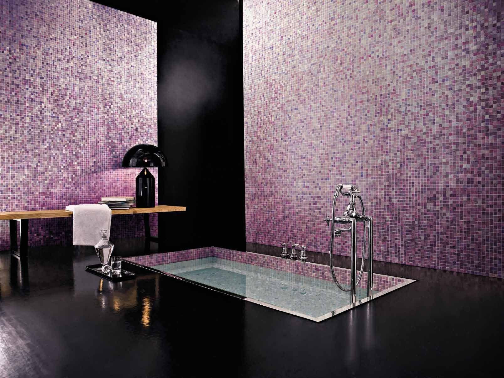 #Bisazza #Miscele 2x2 Cm Kyoto | Glass | Im Angebot Auf #bad39.de 214  Euro/Pckg. | #Mosaik #Bad #Küche