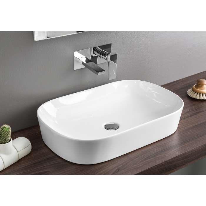GHOST VESSEL BASIN 650 X 410 X 125 | bathroom | Sink, Bathroom