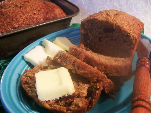 Sour Cream Zucchini Bread Recipe Food Com Recipe Zucchini Bread Sour Cream Recipes