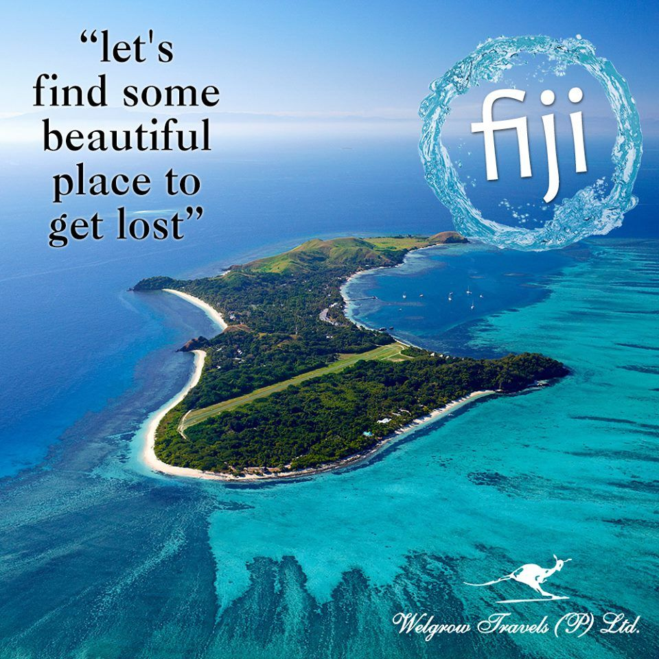South Pacific Beaches: Luxury Travel In Fiji This Beautiful #island Country, An