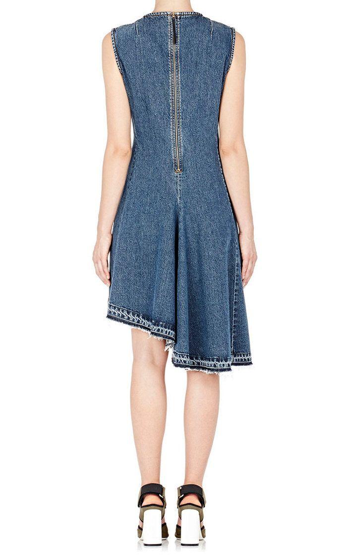 Denim Mini Dress - Blue Marni IA54Q