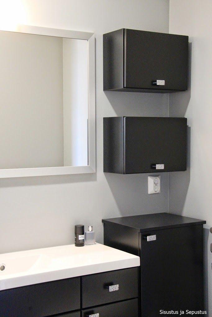 Helpota arkeasi toimivilla kylpyhuonekalusteilla