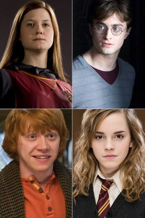 Harry Potter Character Guide Harry Potter Characters Harry Potter Main Characters Harry Potter Outfits