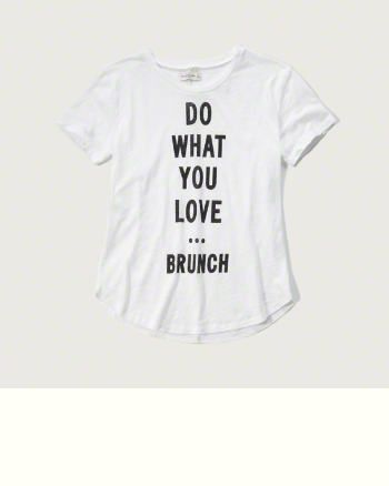 Womens Graphic Tees | Abercrombie.com