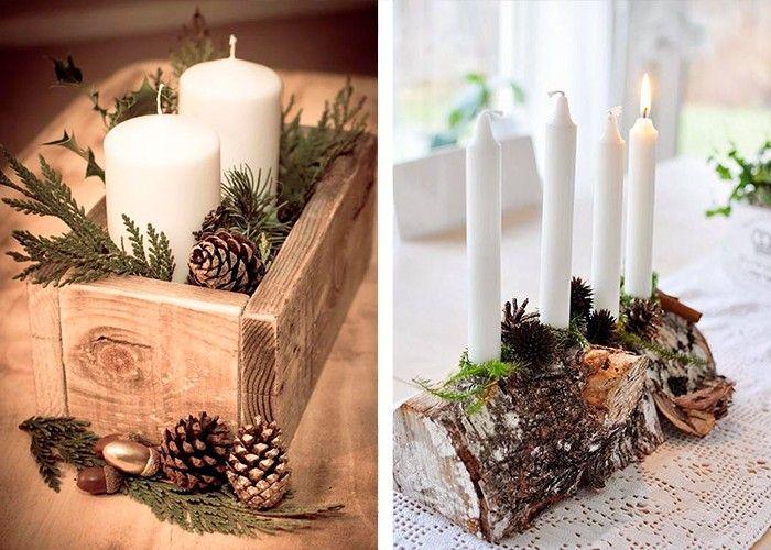 weihnachtliche tischdeko 60 ausgefallene tischdeko ideen zu weihnachten weihnachten. Black Bedroom Furniture Sets. Home Design Ideas