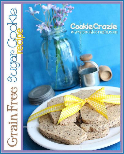Grain Free Sugar Cookie Recipe