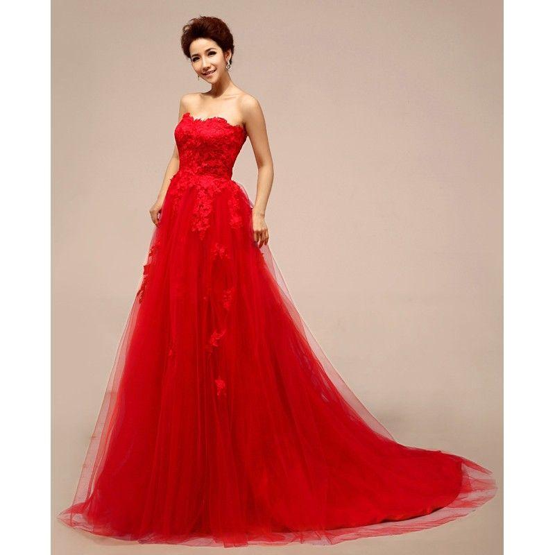 Wedding dresses 2014 red – Wedding photo blog