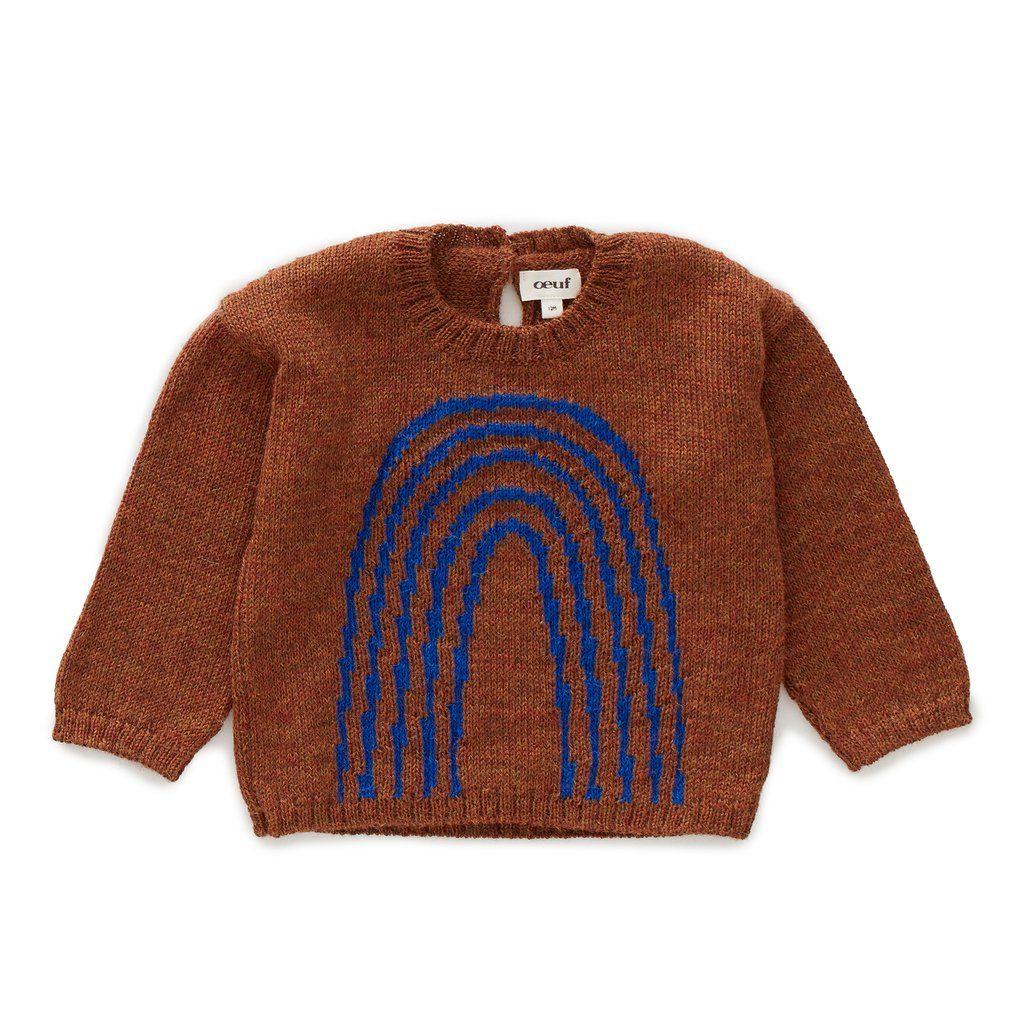 Rainbow Sweater Knit Baby Sweaters Rainbow Sweater Baby Sweaters