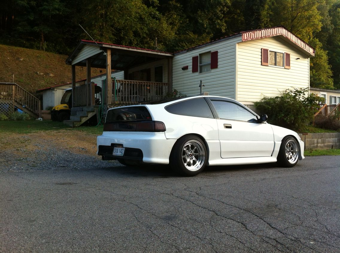 91 Supercharged Honda Crx For Sale As Of 10 22 15 Call Or