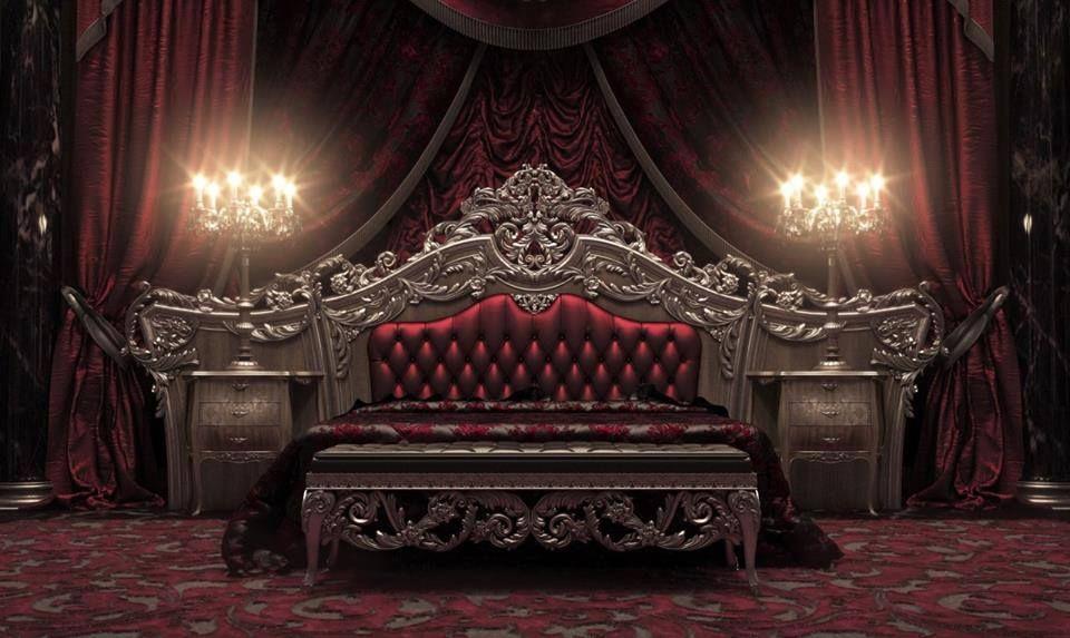 gothic amazinghomesz pinterest m bel schlafzimmer und bett m bel. Black Bedroom Furniture Sets. Home Design Ideas