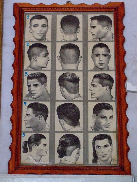 43++ Barber style charts info