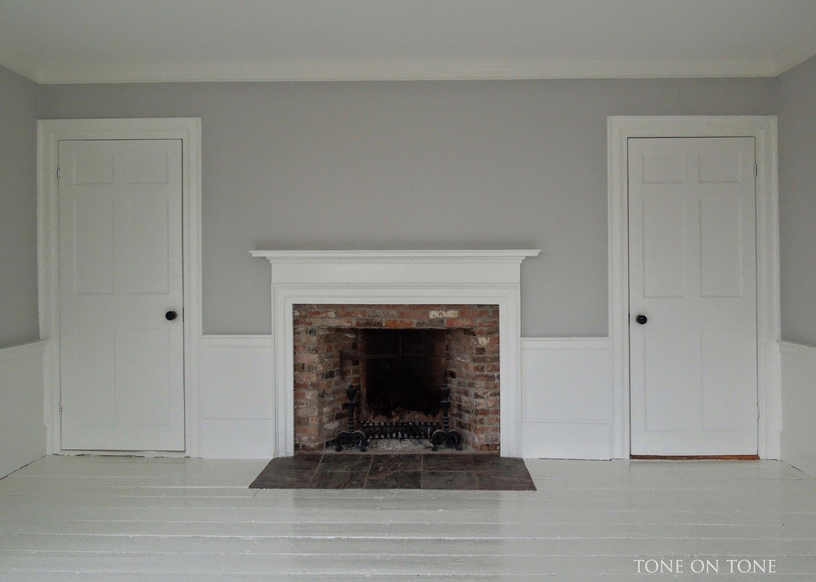 Benjamin Moore Wickham Gray For The Walls A Soothing Mid Tone