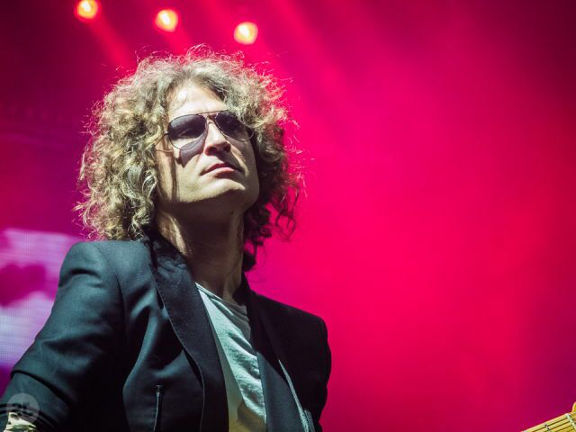 Brandon Mobili ~ Dave keuning the killers brandon flowers