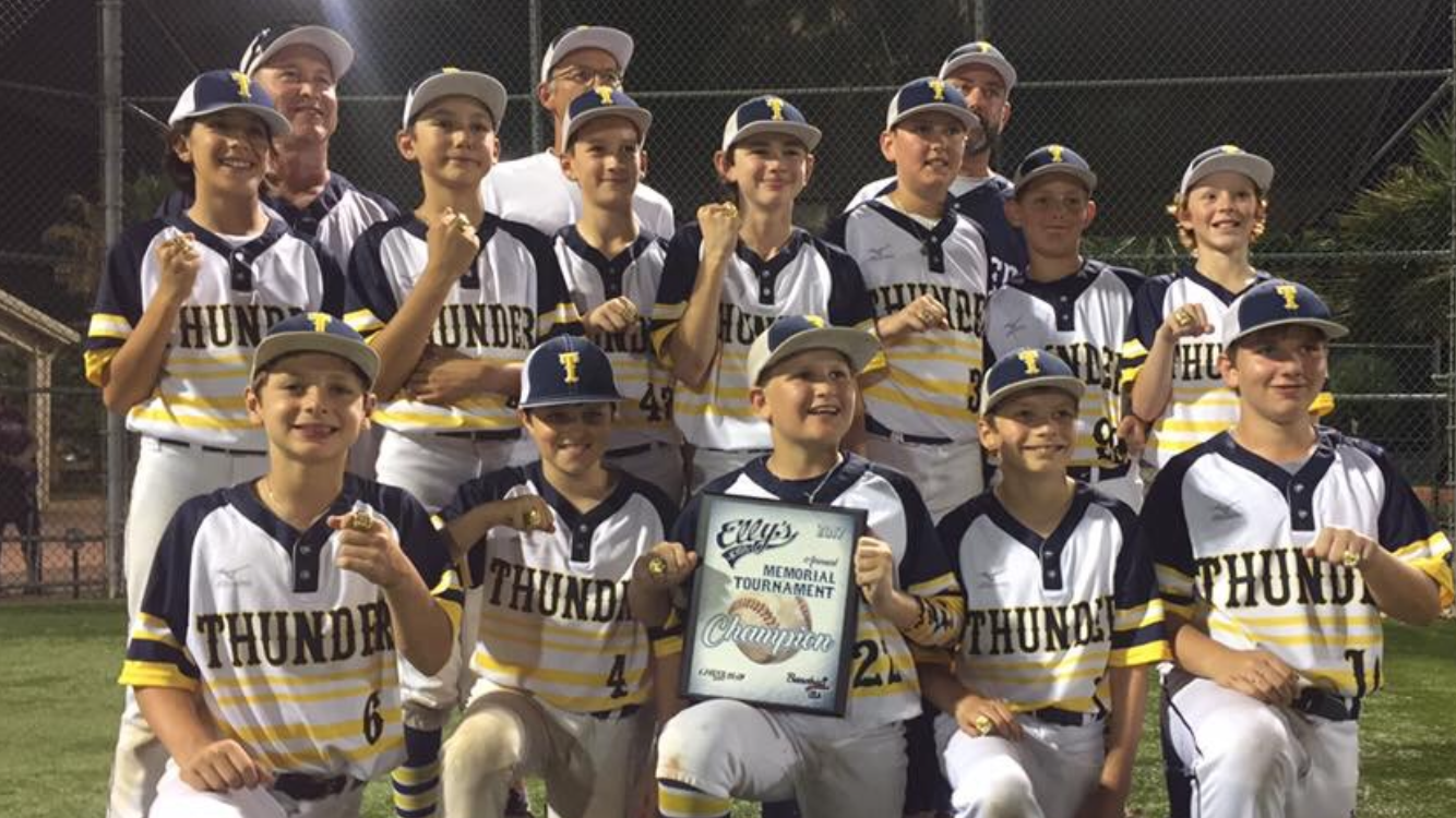 The 12u Timbergrove Thunder Select Baseball Team Will Be Competing In The Cooperstown Dreams Park And Americ Cooperstown Cooperstown Dreams Park Youth Baseball