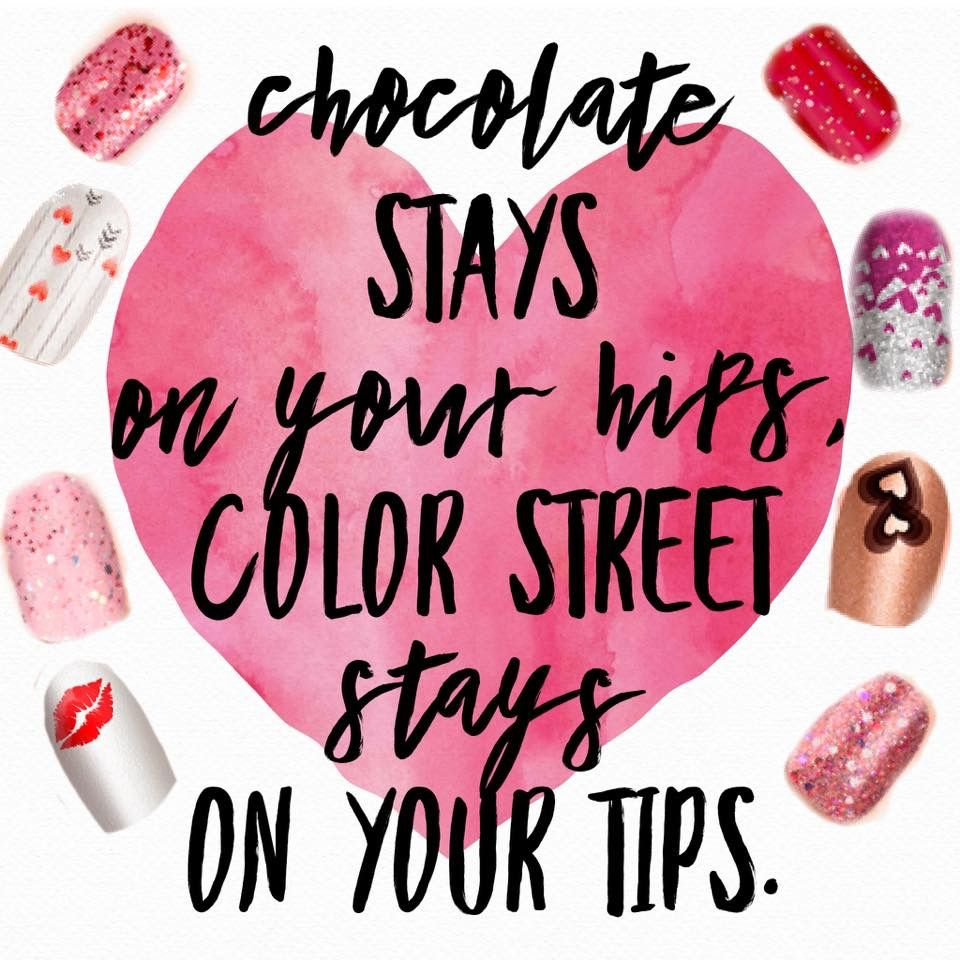 Color Street nail polish strips has a color for every occasion ...