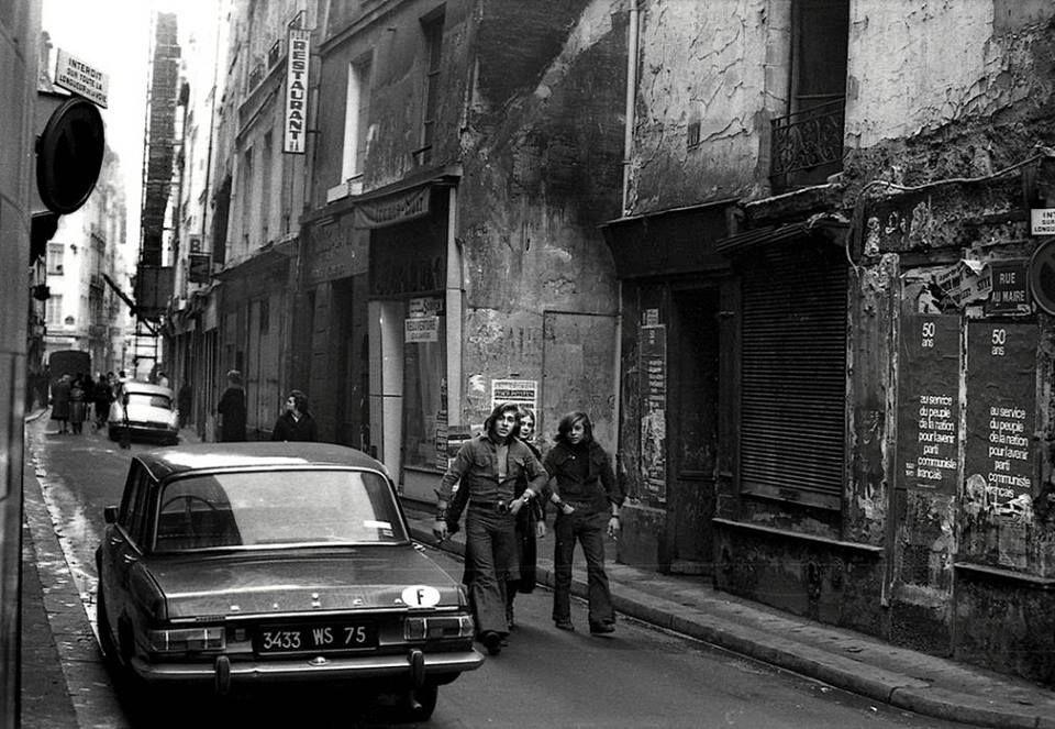 Bien connu photo vieux paris http://www.pariszigzag.fr/histoire-insolite  RV33