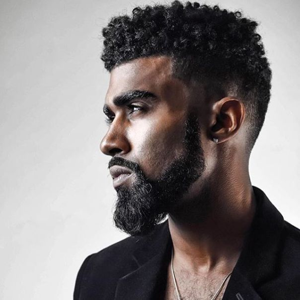 Black-men-hairstyles (Natural Hair Undercut) | natural Hair ...