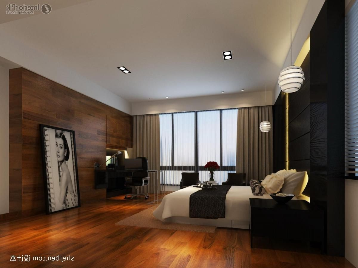 Modern bedroom designs for men google search bed room for Beautiful master bedrooms and bathrooms