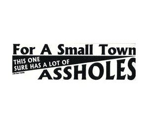Small Town Life Quotes Delectable Funny Sayings About Small Towns  Eeee156A3Aa7525B10548D0Db2439C0E