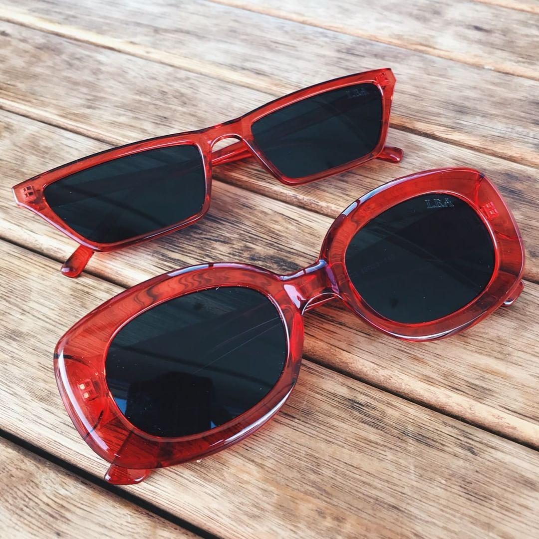 4bfd60891d1fb Óculos Retro Kurt Vermelho retangular e Stretch 2.0 Vermelho PROMOÇÃO ✂ 💰  R  50 COMPRAS ONLINE APENAS E