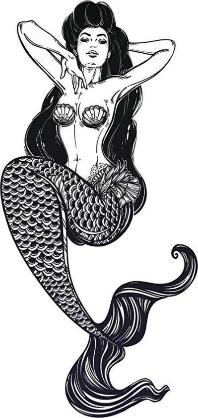 59 ideas for tattoo mermaid pinup tat