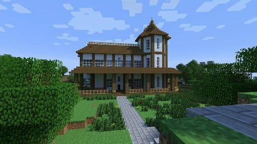 nice farmhouse | minecraft and dragon quest builders | pinterest | craft