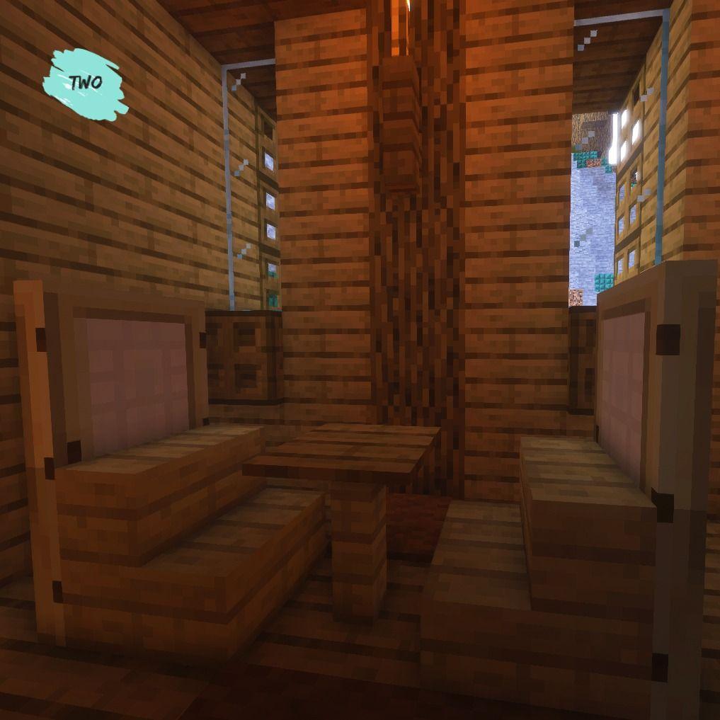 Minecraft Table Ideas Furniture In 2020 Deko