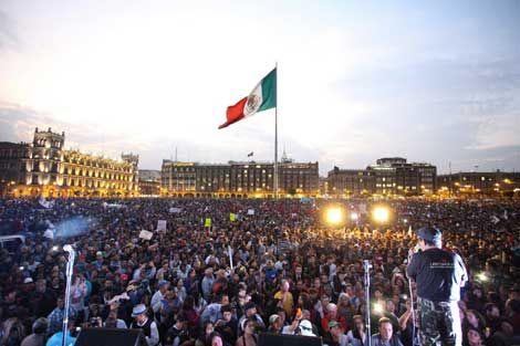 Apuestan al olvido, pero aquí seguimos, dicen padres de  los 43 #Ayotzinapa