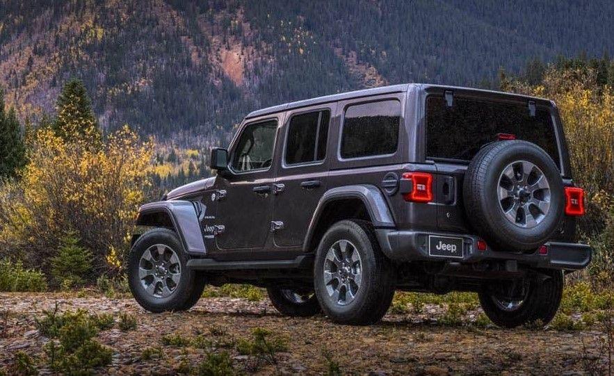 2020 Jeep Wrangler Specs Unlimited Rubicon Design Jeep