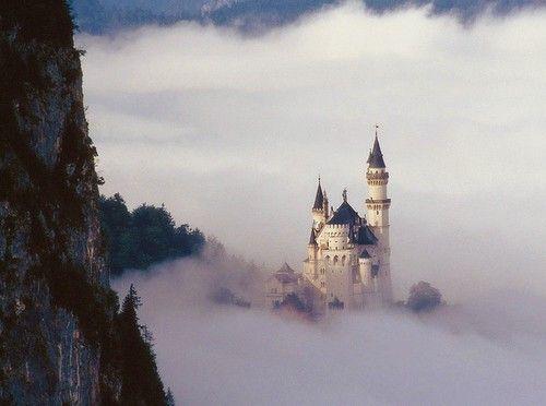 Castillo Neuschwanstein, Alemania.
